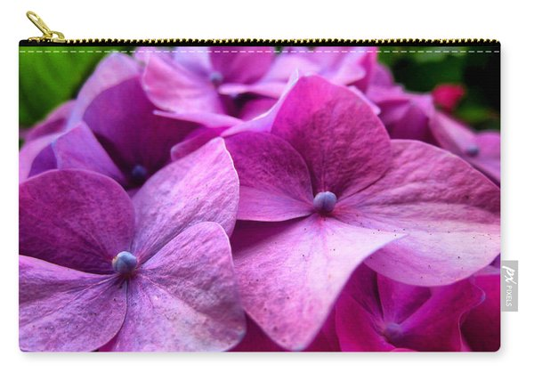 Hydrangea Bliss Carry-all Pouch