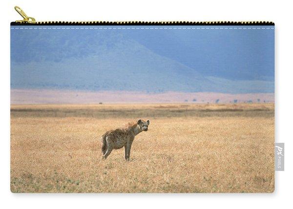 Hyena, Tanzania Carry-all Pouch