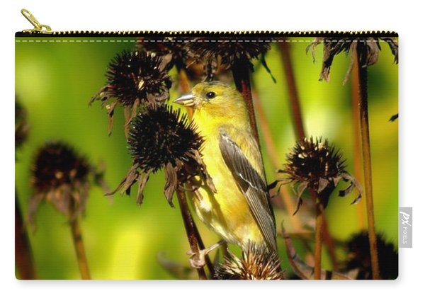 I Am A Flower Stalk Do You See Me Carry-all Pouch