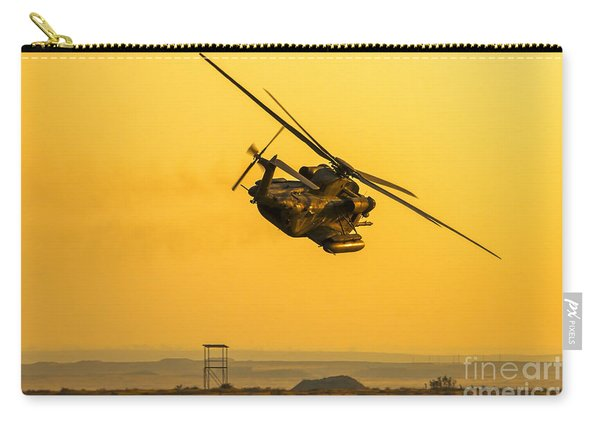 Iaf Sikorsky Ch-53 Helicopter Carry-all Pouch