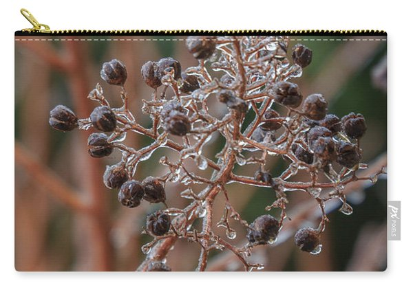 Ice On Berries Carry-all Pouch