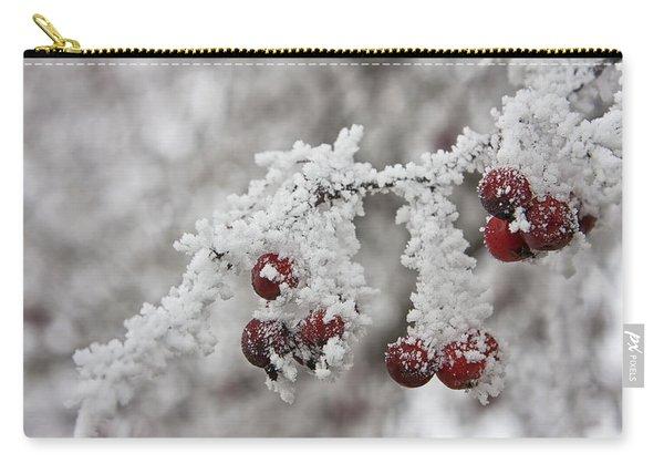 Iced Hawthorn Carry-all Pouch