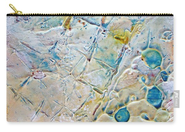 Iced Texture I Carry-all Pouch