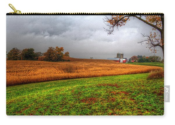 Illinois Farmland I Carry-all Pouch