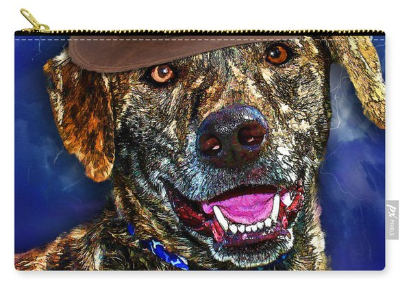 I'm A Canine Community Reporter Carry-all Pouch