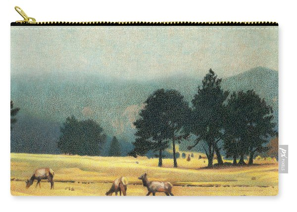 Impression Evergreen Colorado Carry-all Pouch