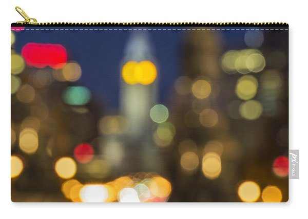 Impressionistic Philadelphia Carry-all Pouch