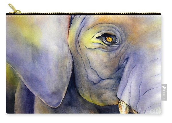 In Captivity Carry-all Pouch