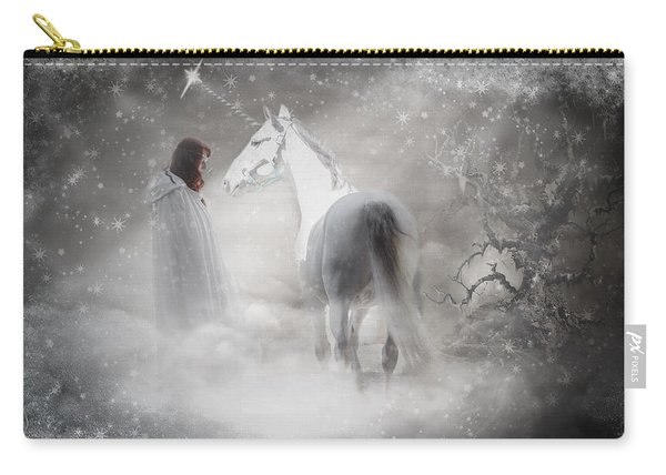 In Honor Of The Unicorn Carry-all Pouch