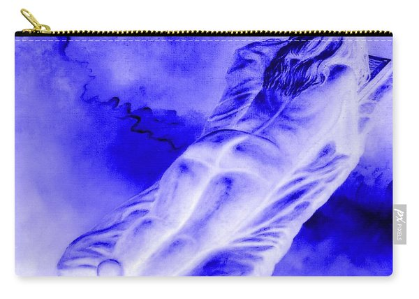 In The Peace Of Books Carry-all Pouch