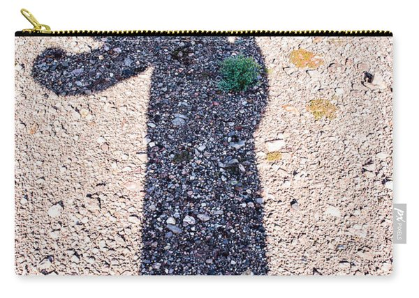 In The Shadow Of A Saguaro Cactus Carry-all Pouch