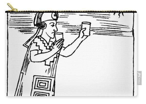 Inca Sun Worship Carry-all Pouch