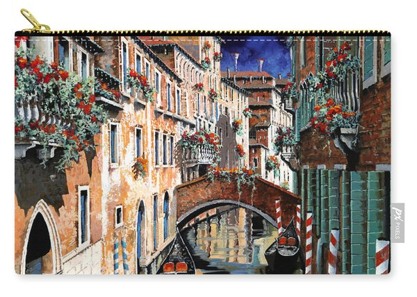 Inchiostro Su Venezia Carry-all Pouch