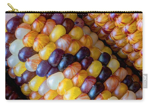 Indian Corn Carry-all Pouch