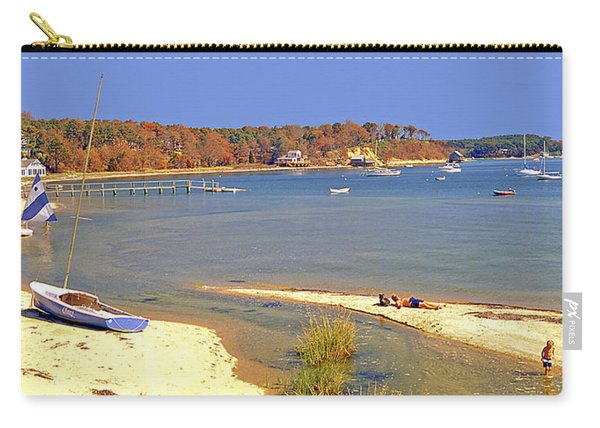 Indian Summer Afternoon Pleasant Bay Cape Cod Massachusetts Carry-all Pouch