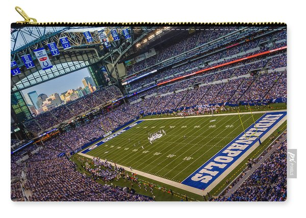 Indianapolis And The Colts Carry-all Pouch