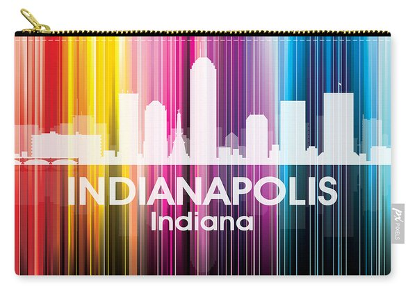 Indianapolis In 2 Carry-all Pouch