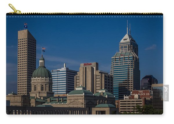 Indianapolis Skyscrapers Carry-all Pouch