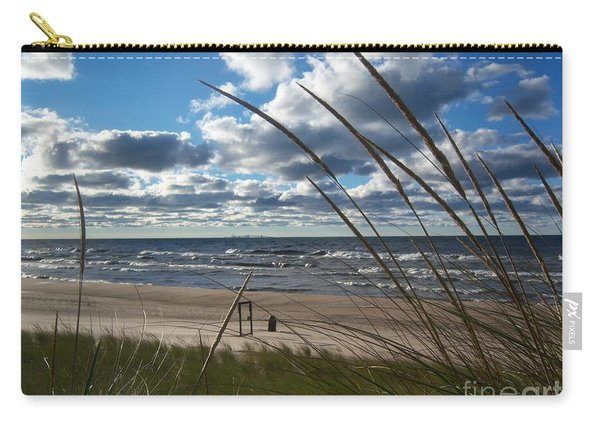 Indiana Dunes' Lake Michigan Carry-all Pouch