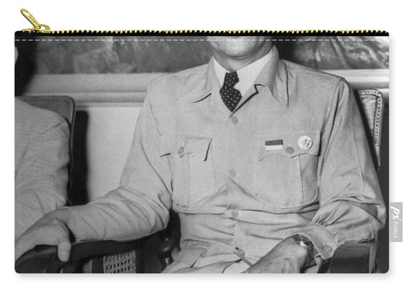 Indonesian President Sukarno Carry-all Pouch