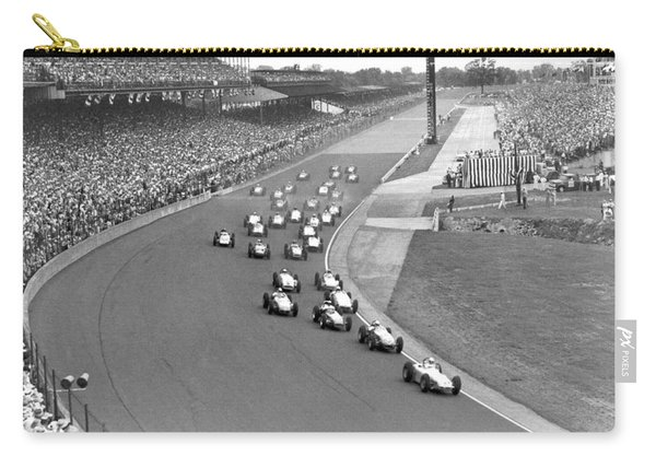 Indy 500 Race Start Carry-all Pouch