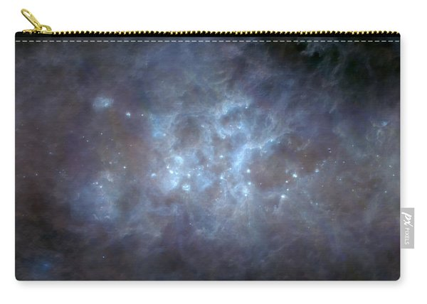 Infrared View Of Cygnus Constellation Carry-all Pouch