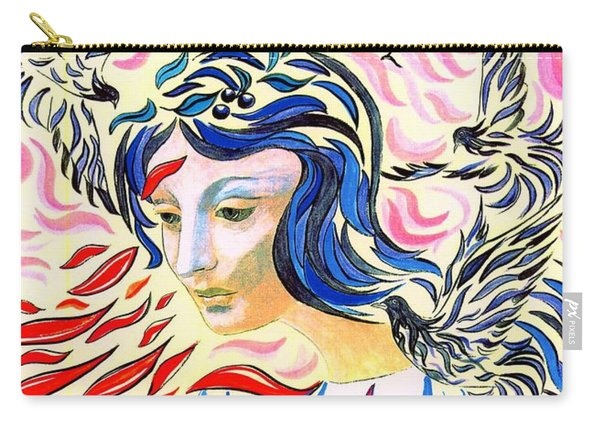 Inner Peace Carry-all Pouch