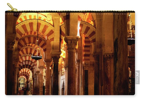 Inside The Mezquita Carry-all Pouch