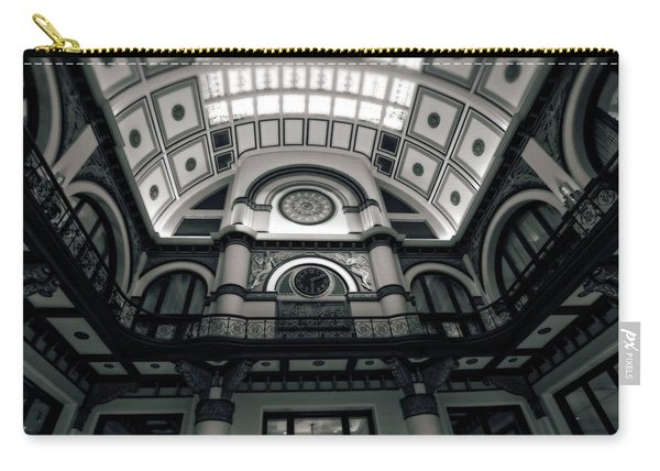 Inside Union Station Carry-all Pouch
