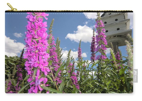 Inspiring Peace - Signed Carry-all Pouch