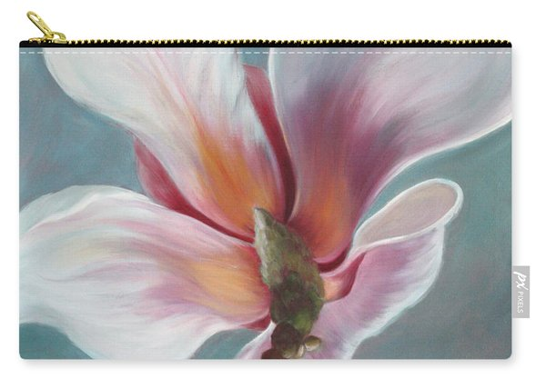 Carry-all Pouch featuring the painting Intimate Apparel by Sandi Whetzel