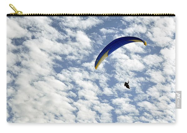 Into The Blue Yonder Carry-all Pouch