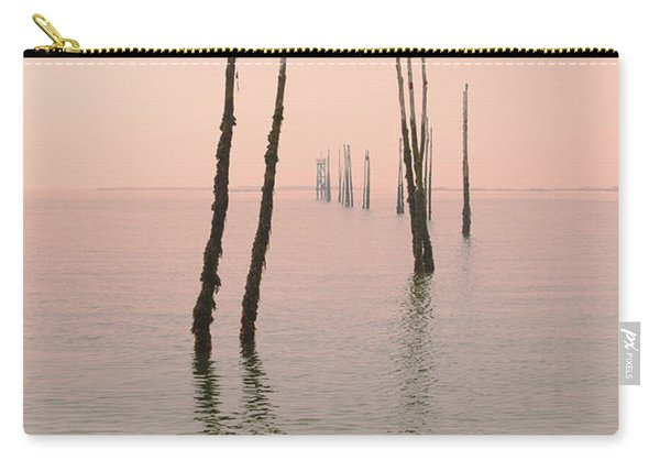 Into The Pink Sunset... Carry-all Pouch