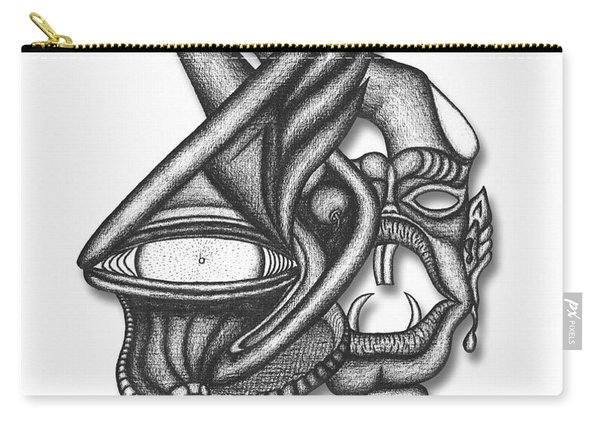 Ion Tiki Carry-all Pouch