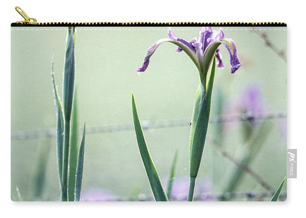 Irises2 Carry-all Pouch