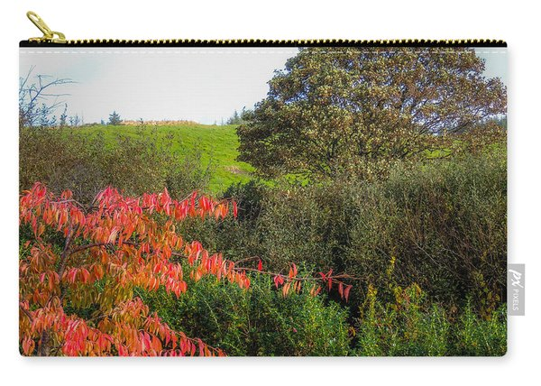 Irish Autumn Countryside Carry-all Pouch