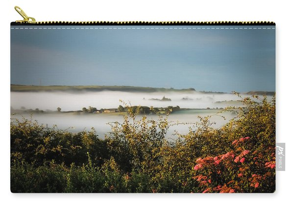 Irish Mist Over Lissycasey Carry-all Pouch