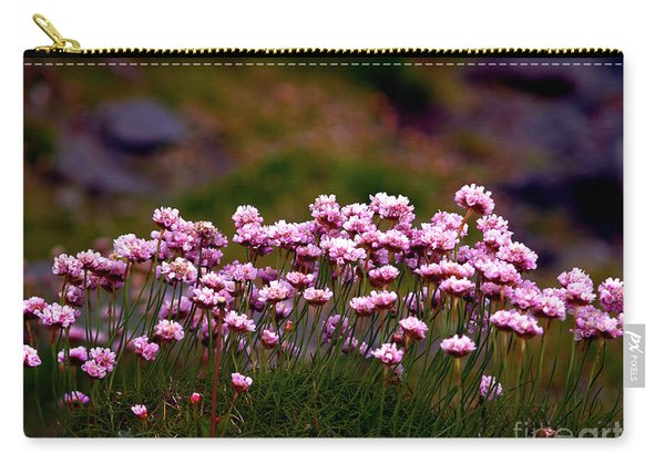 Irish Sea Pinks Carry-all Pouch