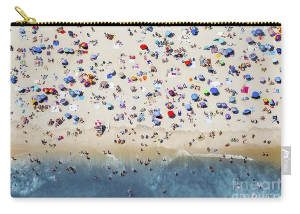 Island Beach State Park Carry-all Pouch