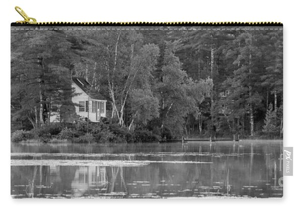 Island Cabin - Maine Carry-all Pouch