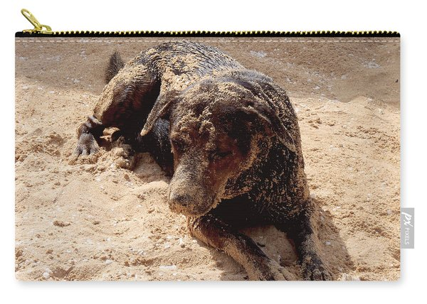 Island Dog Carry-all Pouch