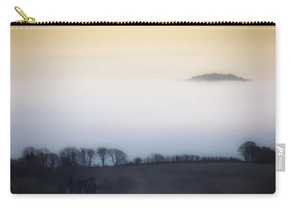 Island In The Irish Mist Carry-all Pouch