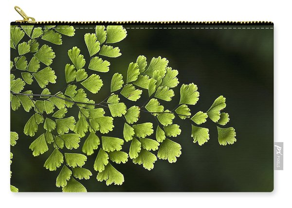 Islands Of Green Carry-all Pouch