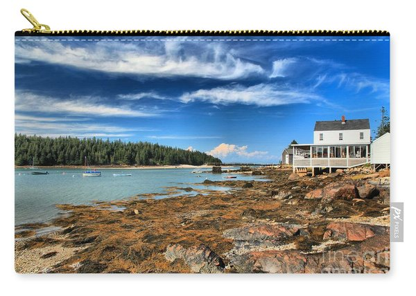 Isle Au Haut House Carry-all Pouch
