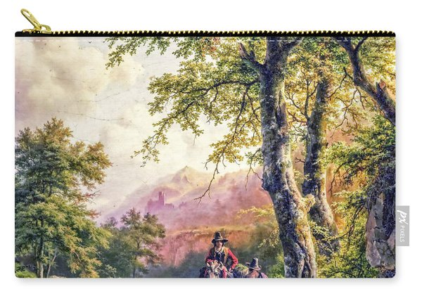 Italiaans Landschap Carry-all Pouch