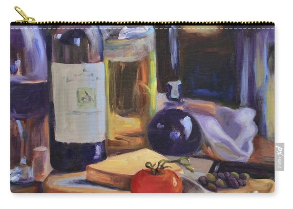 Italian Kitchen Carry-all Pouch