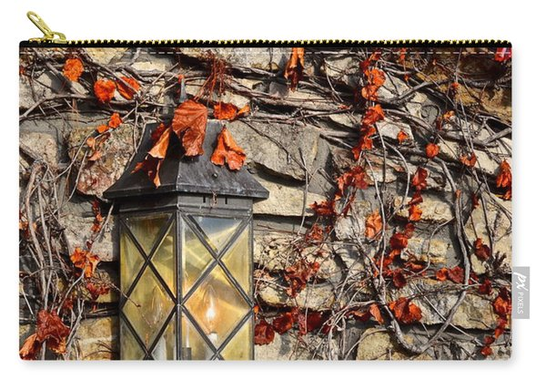 Ivy Lantern Carry-all Pouch