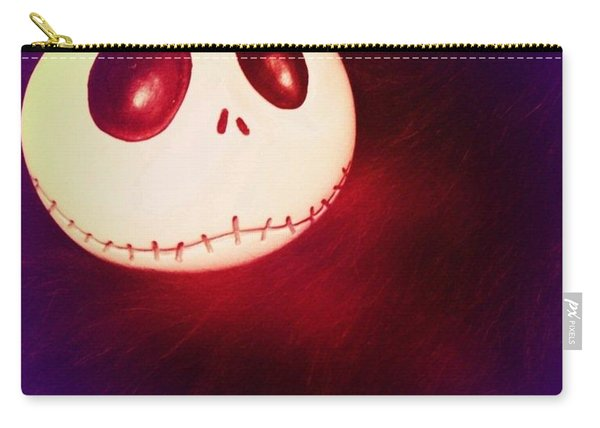 Jack Skellington Glowing Carry-all Pouch