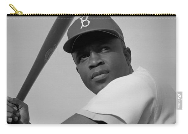 Jackie Robinson - 1954 Carry-all Pouch
