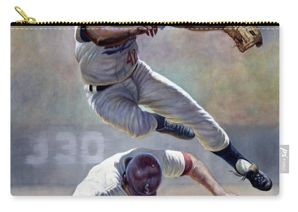 Jackie Robinson Carry-all Pouch